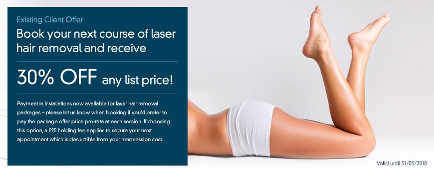 Laser Hair Removal Deals Cheltenham